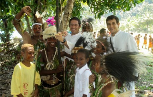 Catholic missionaries in Papua New Guinea