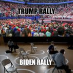Trump vs. Biden: is the incumbent underdog gonna make it, again?